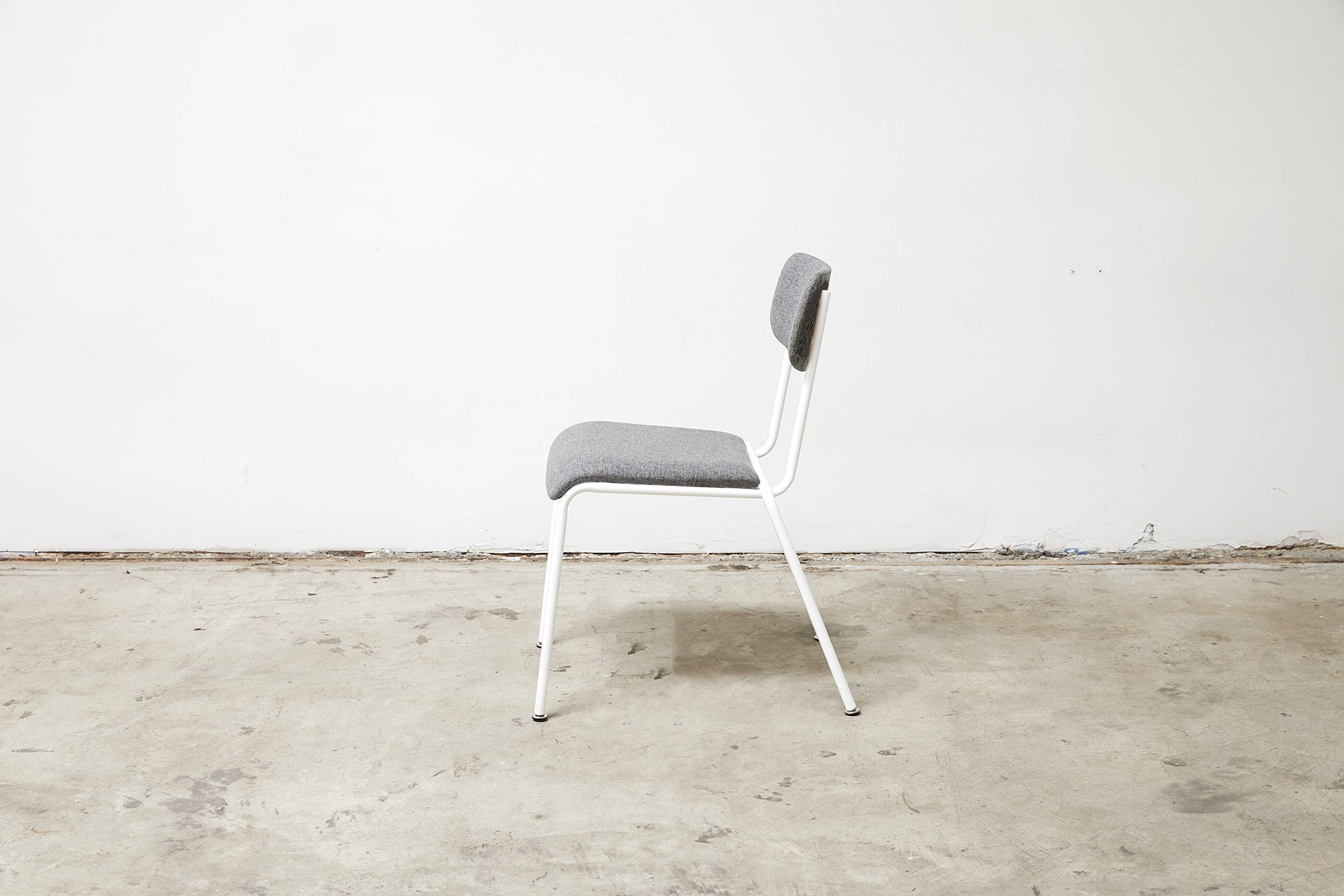 RAD Furniture's School Chair - Upholstered - profile