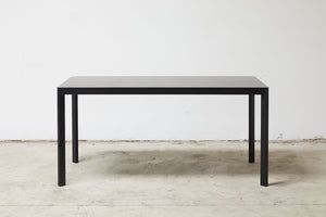 RAD Furniture's Solid Steel-top Dining Table