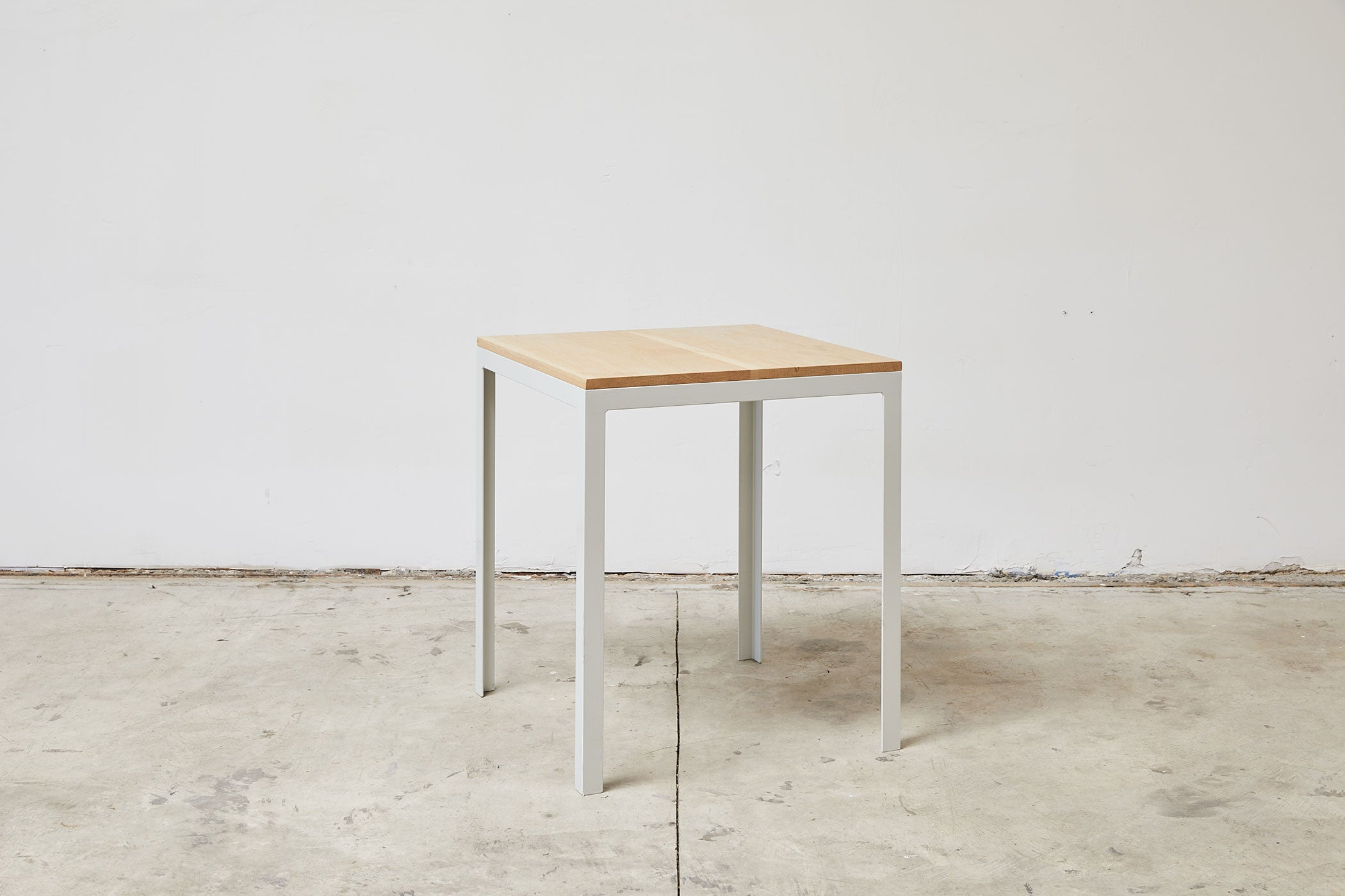 RAD Furniture's Solid Wood-top Cafe Table