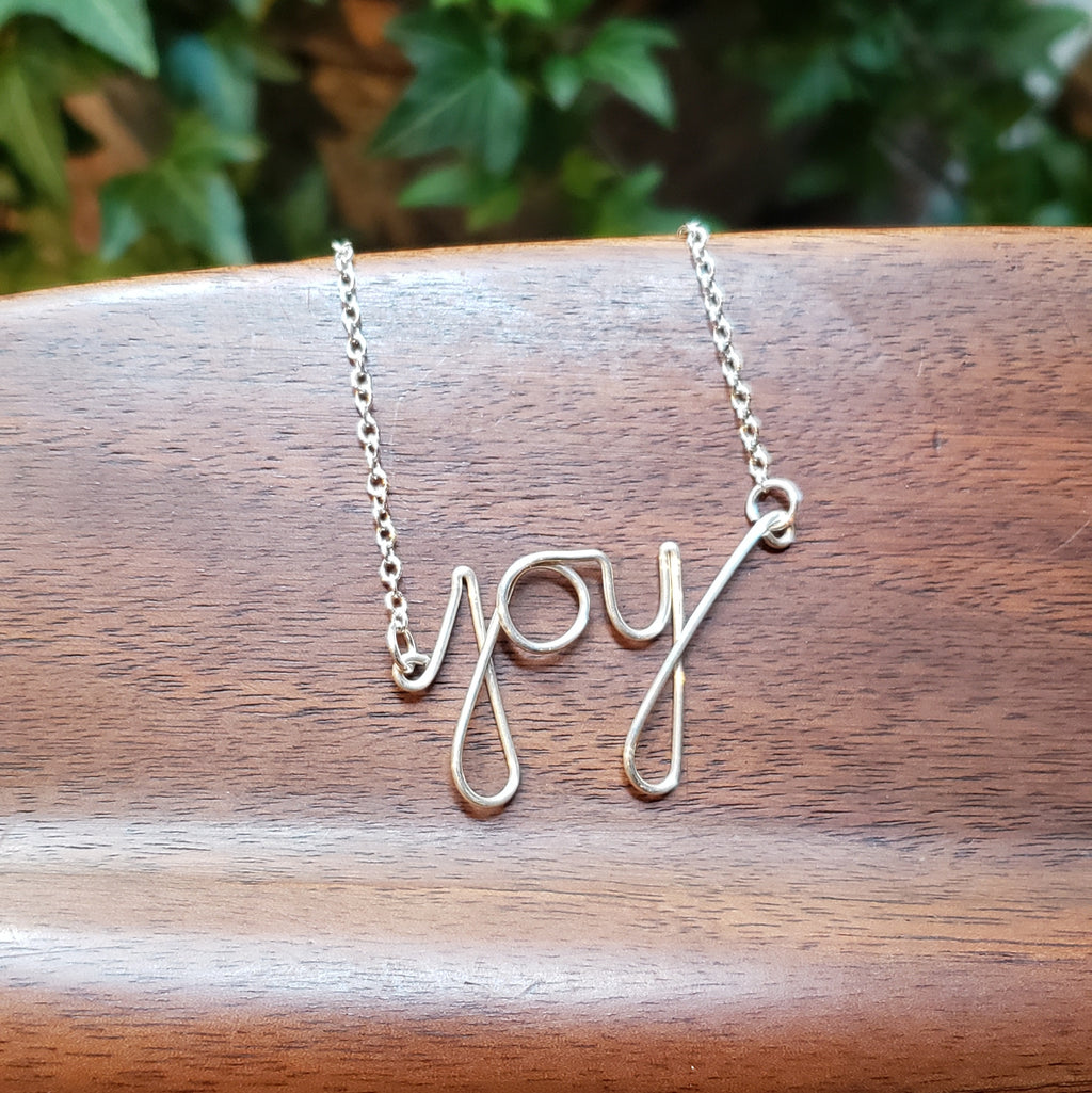 """Joy"" Statement Necklace"