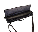 B Foot Fitted Flute Cover with Shoulder Strap