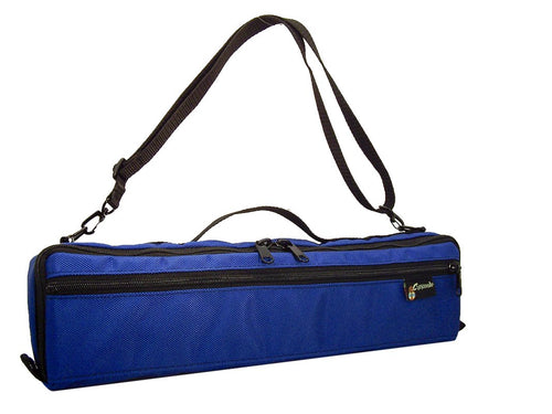 B Foot Fitted Flute Cover w/ Shoulder Strap - Ballistic