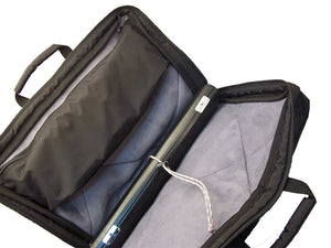 Alto Flute/ Piccolo Casecover w/ Backpack straps in 420D Packcloth