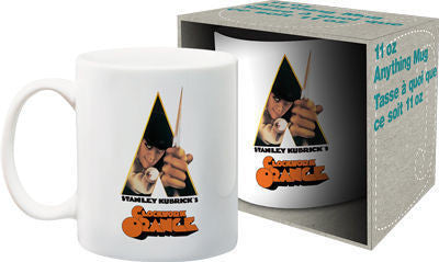 A Clockwork Orange Coffee Mugs - Movie Poster