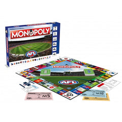 AFL Monopoly - Refresh (All 18 Clubs)