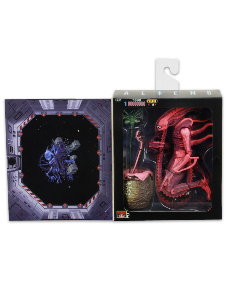 Aliens Xenomorph Warrior (Video Game Appearance) Action Figure 7 Inch Scale by NECA