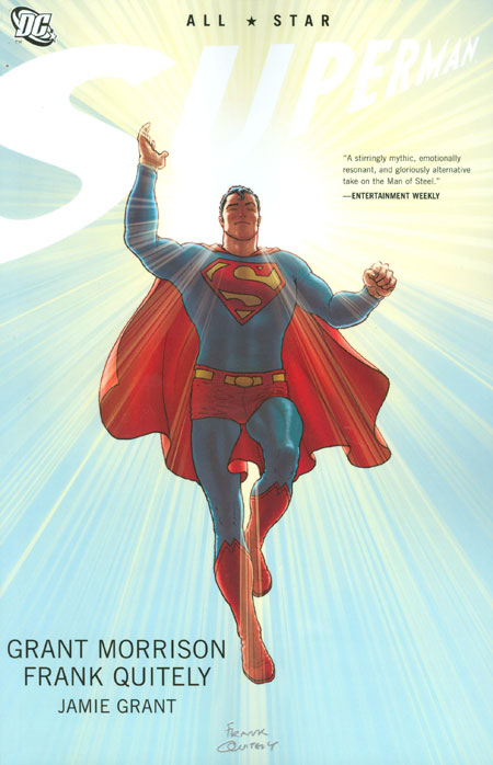 ALL STAR SUPERMAN TRADE PAPERBACK