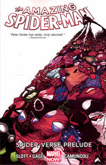 THE AMAZING SPIDERMAN TRADE PAPERBACK VOLUME 2 (2014 SERIES) - SPIDER-VERSE PRELUDE