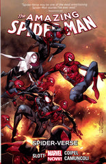 THE AMAZING SPIDERMAN TRADE PAPERBACK VOLUME 3 (2014 SERIES) Spider-Verse