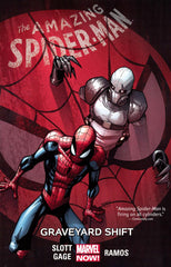 THE AMAZING SPIDERMAN TRADE PAPERBACK VOLUME 4 (2014 SERIES) - GRAVEYARD SHIFT