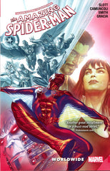 AMAZING SPIDERMAN WORLDWIDE TRADE PAPERBACK VOLUME 3 (DAN SLOTT)
