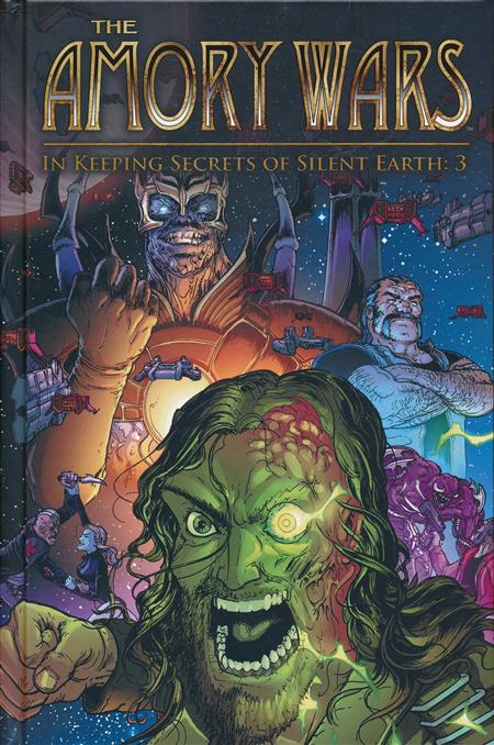 AMORY WARS HARDCOVER - IN KEEPING SECRETS OF SILENT EARTH 3 COMPLETE COLLECTION