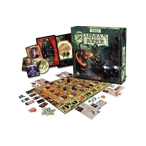 Arkham Horror the Board Game