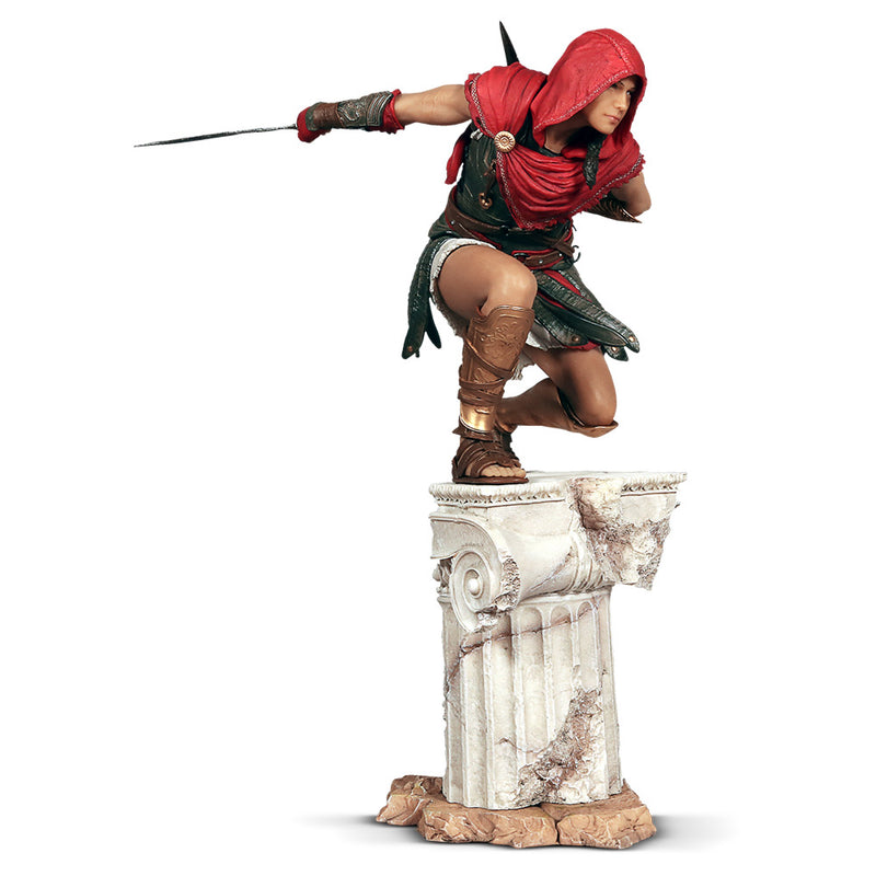 Assassins Creed Odyssey Kassandra Statue 1 6th Scale Cult
