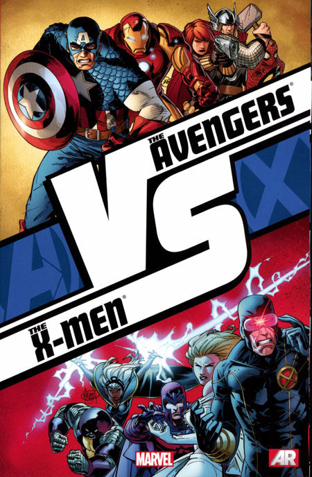 AVENGERS vs X-MEN TRADE PAPERBACK COLLECTION