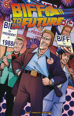 BACK TO THE FUTURE TRADE PAPERBACK - BIFF TO THE FUTURE
