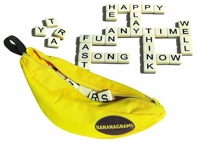 Bananagrams (Word Game)
