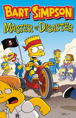 THE SIMPSONS - BART SIMPSON MASTER OF DISASTER TRADE PAPERBACK