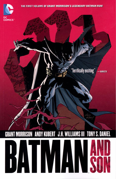 BATMAN AND SON TRADE PAPERBACK COLLECTION BY GRANT MORRISON