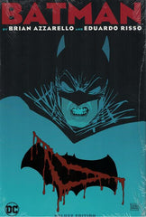 BATMAN BY AZZARELLO AND RISSO DELUXE EDITION HARDCOVER