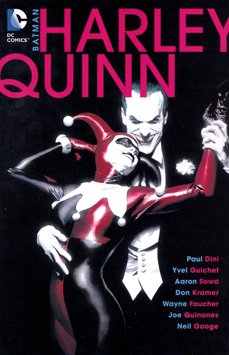 BATMAN: HARLEY QUINN TRADE PAPERBACK (PAUL DINI WITH ALEX ROSS COVER)