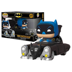 Batman Pop! Vinyl - Driving 1950 Batmobile (Deluxe Special Anniversary)