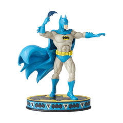 Batman Statue by Jim Shore (Classic Silver Age - Carved Style)
