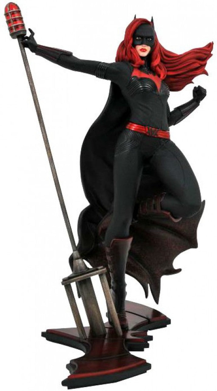 Batwoman Statue (Modern TV) 23cm PVC DC Gallery by Diamond Select