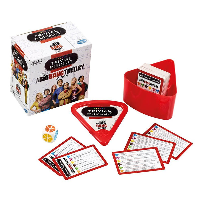 Big Bang Theory Trivial Pursuit Special Edition