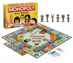 Monopoly - Bobs Burgers Special Edition