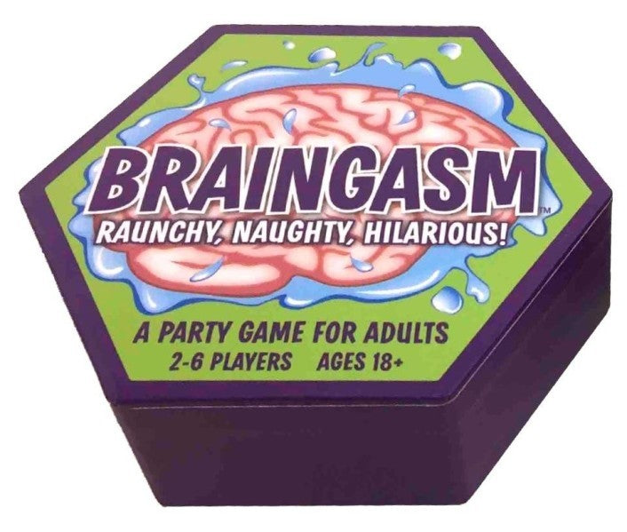Braingasm Adult Card Game