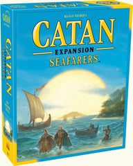 Settlors of Catan: Seafarers (5th Edition)