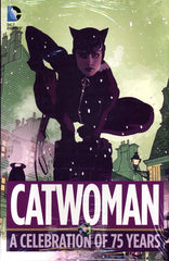CATWOMAN A CELEBRATION OF 75 YEARS (DC HARDCOVER)