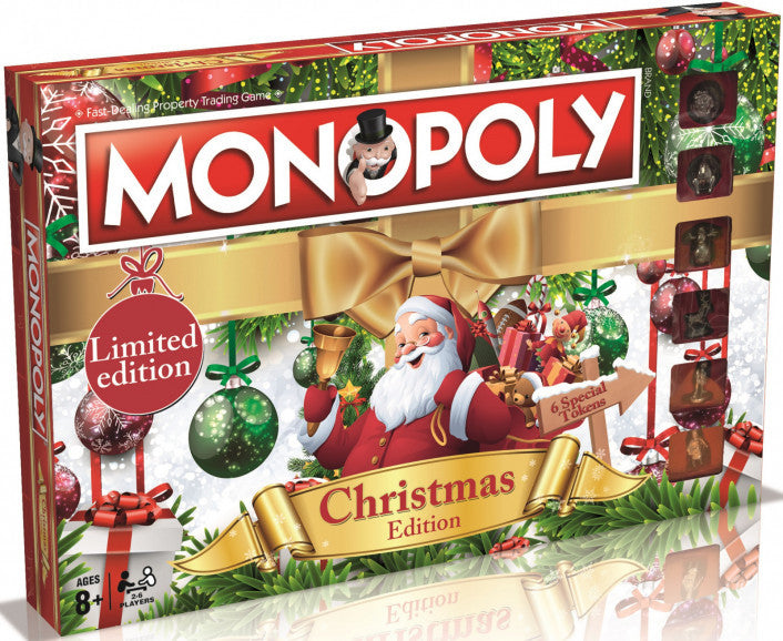 Christmas Monopoly Special Edition