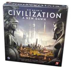 Civilization A New Dawn Board Game