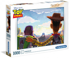 Clementoni Puzzle - Toy Story (Art Series) 1000 Pieces