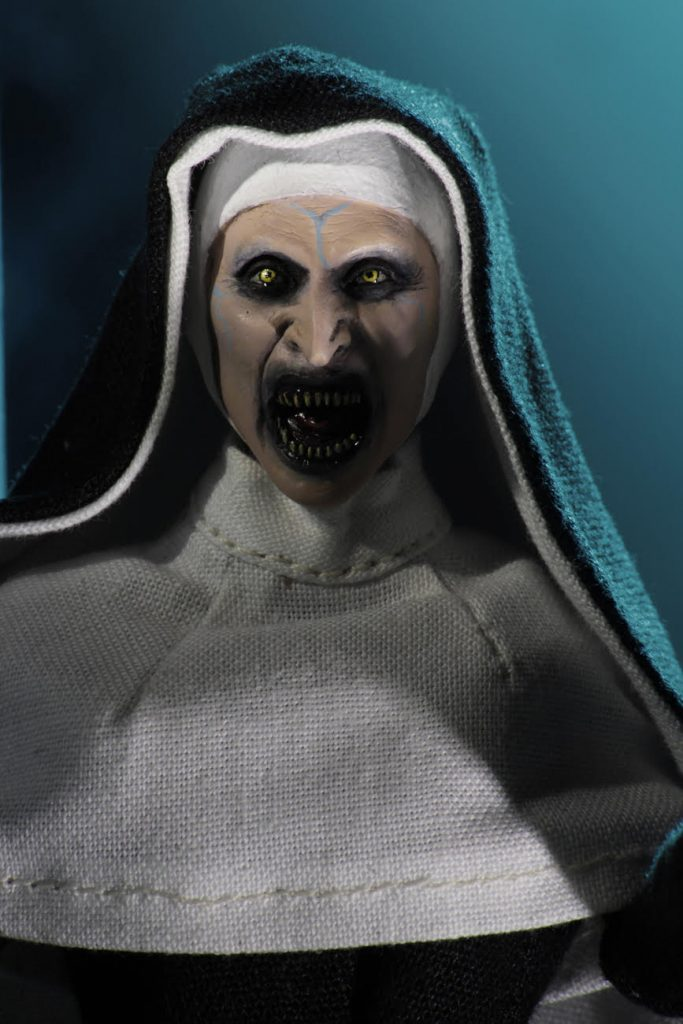 Conjuring Action Figure - The Nun 8 Inch Clothed by Neca
