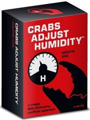 Crabs Adjust Humidity (Volume 1 - Cards Against Expansion)