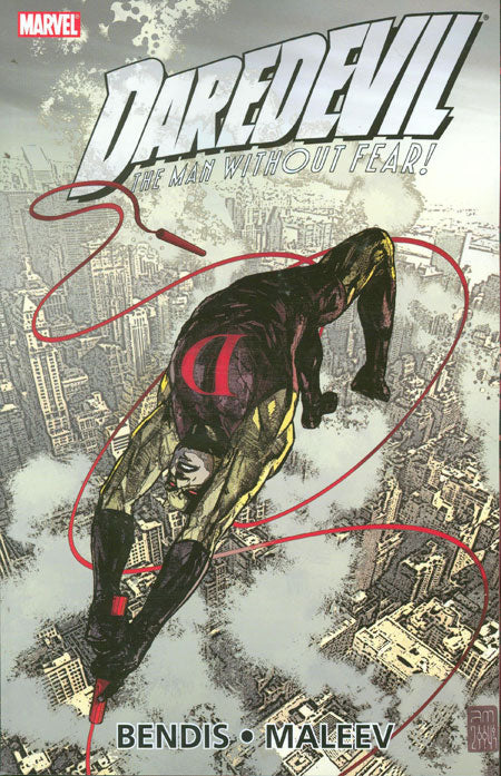 DAREDEVIL BY BENDIS & MALEEV TRADE PAPERBACK ULTIMATE COLLECTION BOOK 03