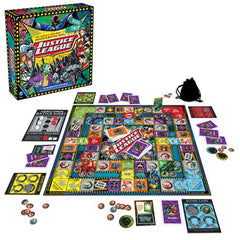 DC Justice League Board Game - Road Trip
