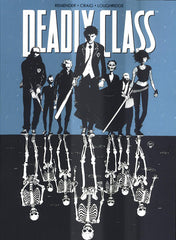 DEADLY CLASS TRADE PAPERBACK VOLUME 01 REAGAN YOUTH