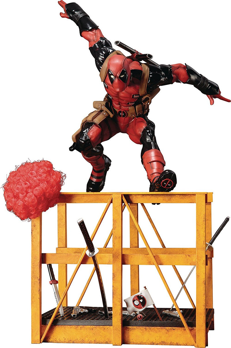 Marvel Deadpool Statue Kotobukiya ArtFX Super 1/6th Scale