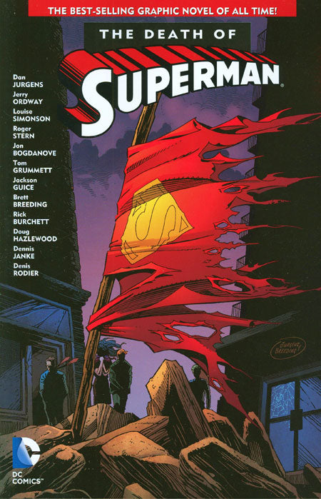DEATH OF SUPERMAN TRADE PAPERBACK COLLECTION