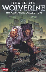 DEATH OF WOLVERINE COMPLETE COLLECTION TRADE PAPERBACK