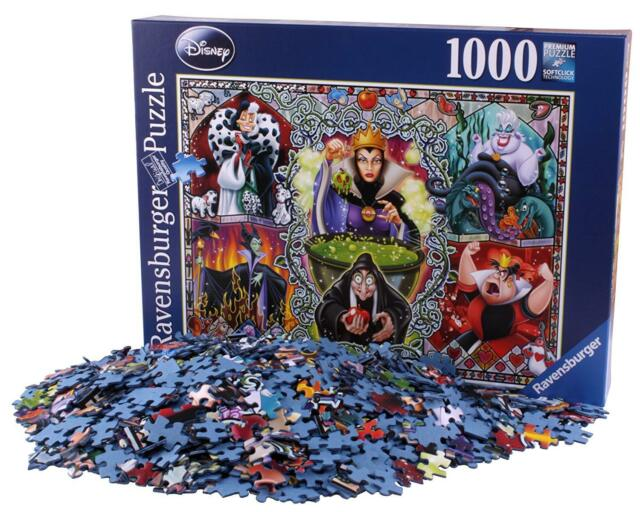 Ravensburger Puzzle - Disney Wicked Woman (1000 Piece)