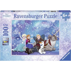 Ravensburger Puzzle - Disney Ice Magic (100 piece) - Kids, Extra Large