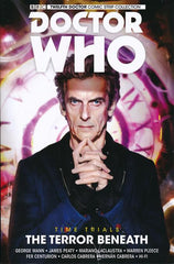 DOCTOR WHO 12TH HARDCOVER TIME TRIALS VOLUME 01 TERROR BENEATH