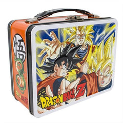 Dragon Ball Z Tin Lunch Box / Carry Case
