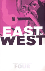 EAST OF WEST TRADE PAPERBACK VOLUME 04 WHO WANTS WAR