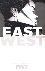 EAST OF WEST TRADE PAPERBACK VOLUME 05 ALL THESE SECRETS